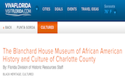 The Blanchard House Museum of African American … – Visit Florida