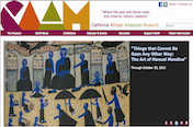California African American Museum – Home Page