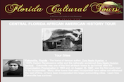 Central Florida African American History tour – Florida Cultural Tours