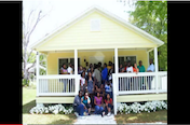 Tour of Harry T Moore Museum by the Florida African American