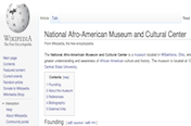 National Afro-American Museum & Cultural Center – Wilberforce