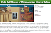 Well's Built Museum of African American History … – Viva Florida